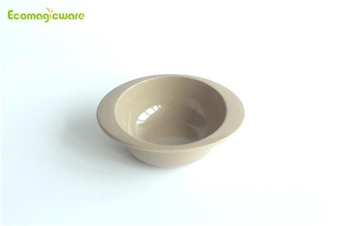 rice husk fiber cup microwave safe