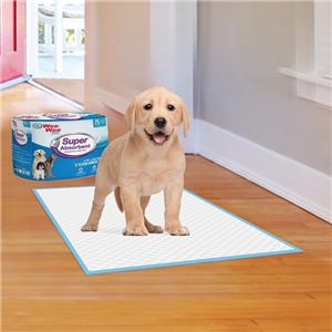 Home Protection Odor-Eliminating Dog Pads