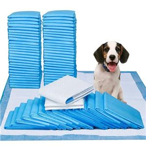 Suprimentos descartáveis Pet Desodorante Dog Fralda Training Urine Pad
