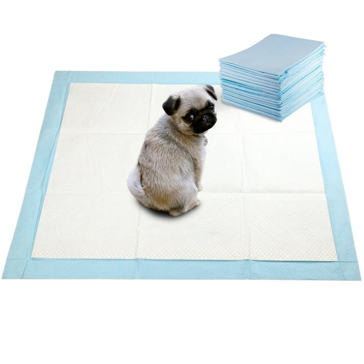 Healthy Clean Dog Pads Disposable Dog Diaper Puppy Training Pad