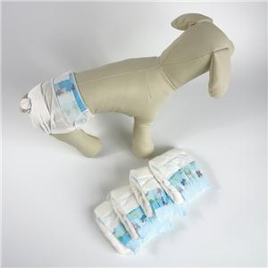 Disposable Pet Diapers Super Absorbent Puppy Diaper Cheap Selling