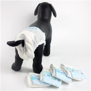 Dispos Cheap Dog Diapers For Incontin Dog