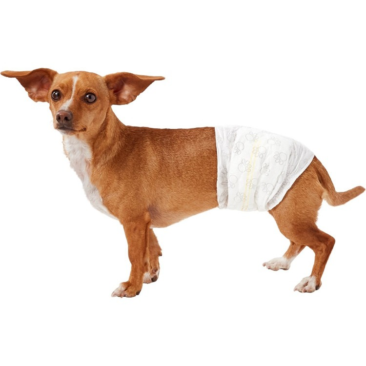 Disposable Dog Diapers Super Absorbent Diapers Manufacturers, Disposable Dog Diapers Super Absorbent Diapers Factory, Supply Disposable Dog Diapers Super Absorbent Diapers