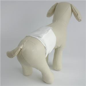 Comfort Fit Disposable Male Dog Diapers