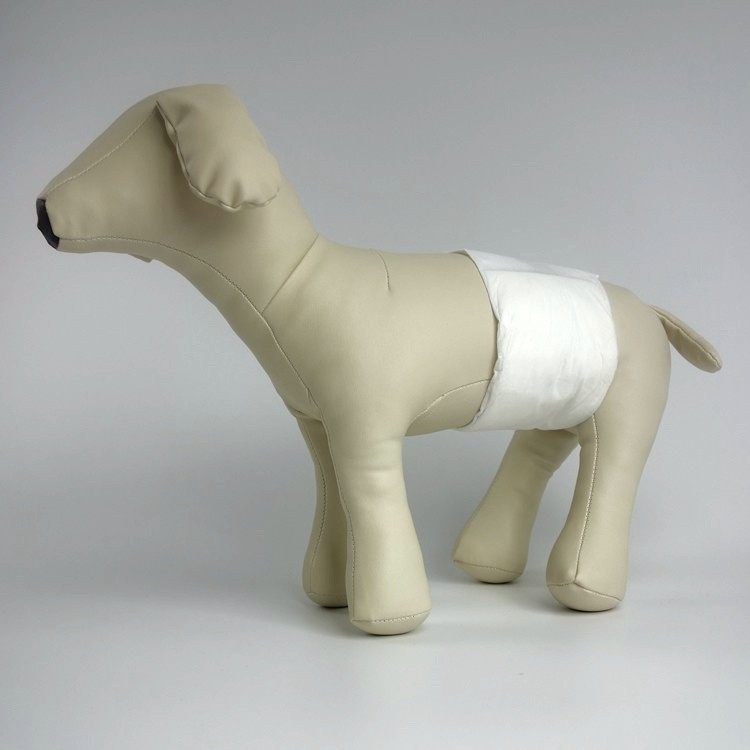 Pet Diapers Soft Disposable Dog Diapers Super Absorbent Diapers