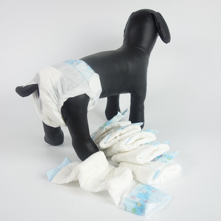 dog Paper Diapers