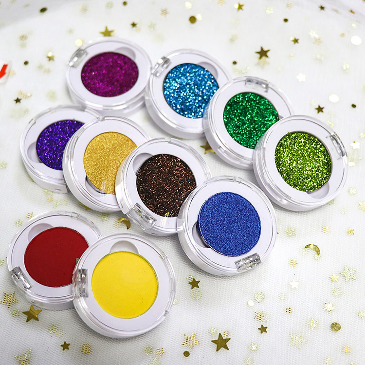 Private label eyeshadow