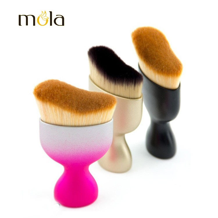 Mini Single Air Brush Makeup Foundation Brushes