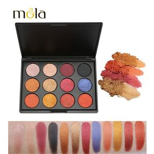Cosmetics Makeup Wet Eyeshadow Palette