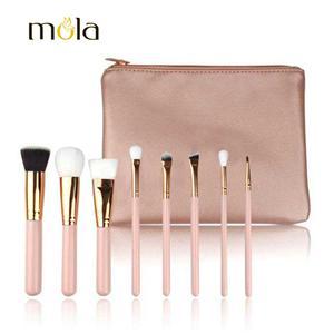 Portable Travelling Makeup Brush Set