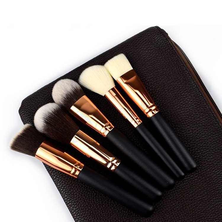 Portable Travelling Makeup Brush Set Manufacturers, Portable Travelling Makeup Brush Set Factory, Supply Portable Travelling Makeup Brush Set