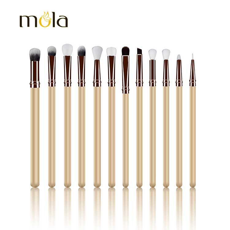Bamboo Makeup Brush Set 2019 Best Eye Makeup Brush