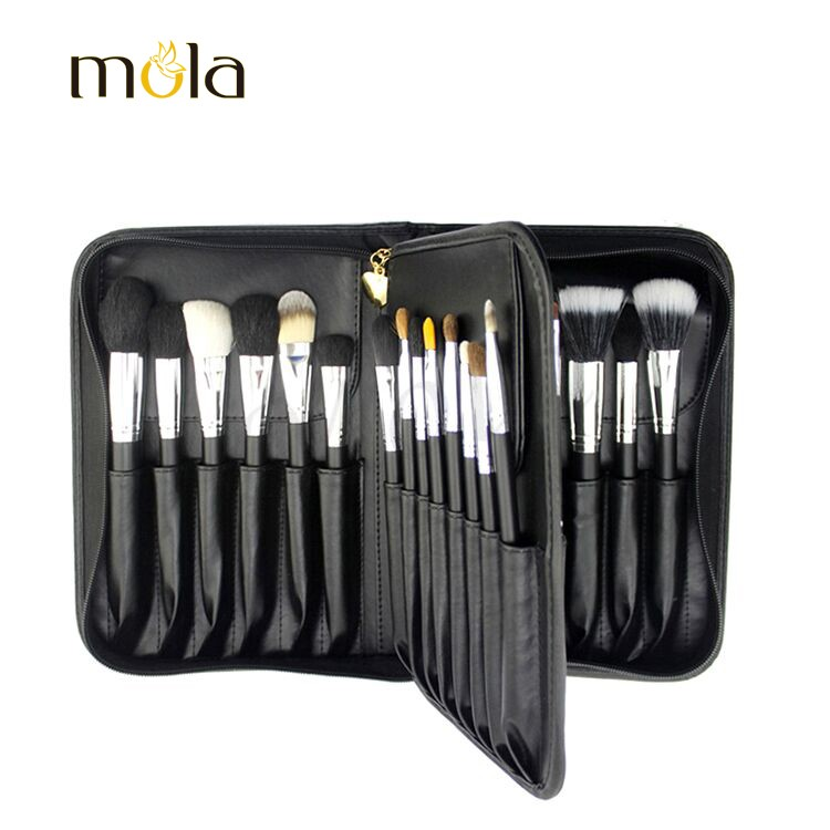 29 Pcs Professional Luxury Makeup Brush Private Label Brushes