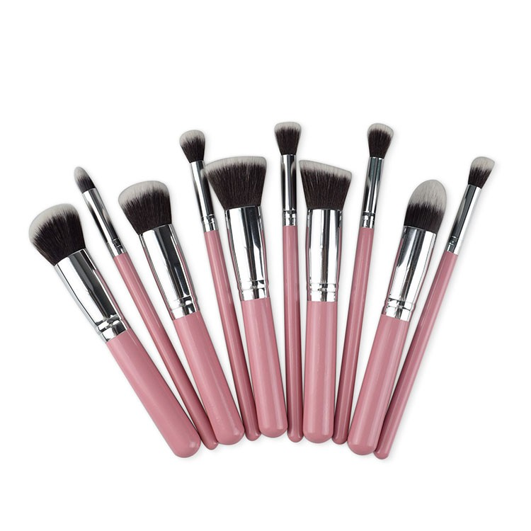 10 Pcs Kabuki Brush Cheap Cosmetics Makeup Brush Sets Manufacturers, 10 Pcs Kabuki Brush Cheap Cosmetics Makeup Brush Sets Factory, Supply 10 Pcs Kabuki Brush Cheap Cosmetics Makeup Brush Sets