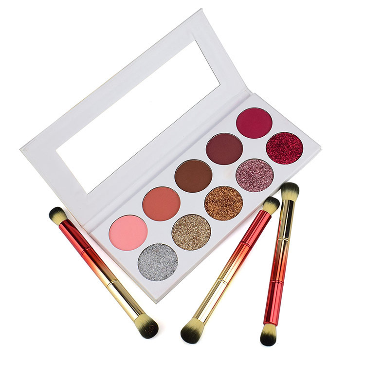 eyeshadow palette private label