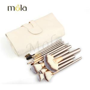24pcs Professional Makeup Brush Sets With Makeup Brush Bag