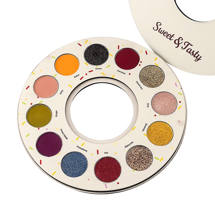Long Lasting Diamond Donuts Eyeshadow Palette Manufacturers, Long Lasting Diamond Donuts Eyeshadow Palette Factory, Supply Long Lasting Diamond Donuts Eyeshadow Palette