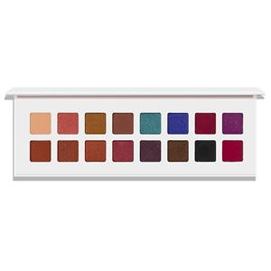 Private Label Eyeshadow Palette Makeup Shimmer And Matte Eyeshadow