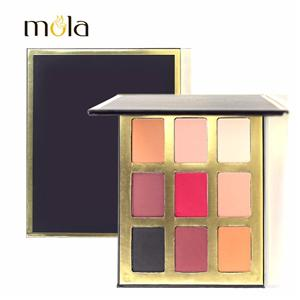 High Pigment Eyeshadow Magnetic Eyeshadow Palette