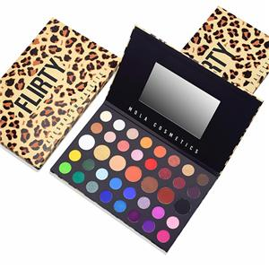 Innovation Products Makeup Leopard Print Neon Eyeshadow