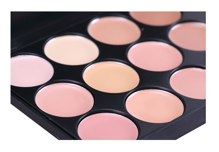 Face Cream Concealers Palette Manufacturers, Face Cream Concealers Palette Factory, Supply Face Cream Concealers Palette