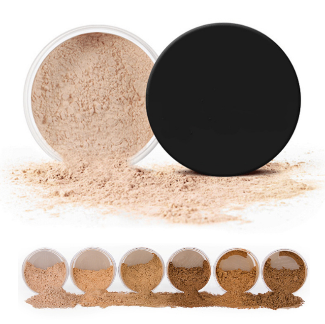 Mineral Loose Setting Powder Manufacturers, Mineral Loose Setting Powder Factory, Supply Mineral Loose Setting Powder