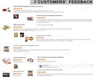 Customers Feedback