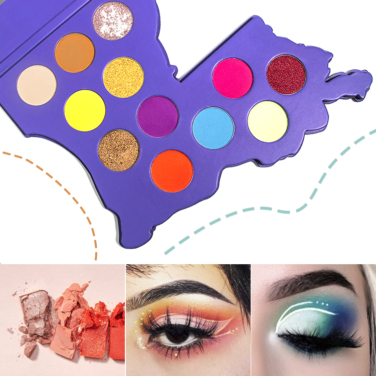private label eyeshadow palette