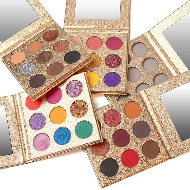 Rich Color Pure Organic Eyeshadow Palette Manufacturers, Rich Color Pure Organic Eyeshadow Palette Factory, Supply Rich Color Pure Organic Eyeshadow Palette