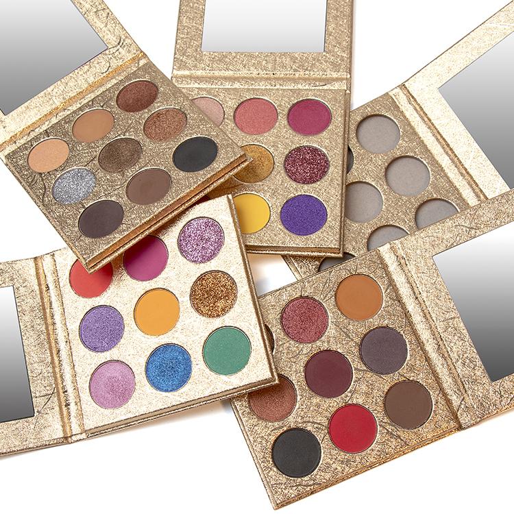 pure organic eyeshadow palette