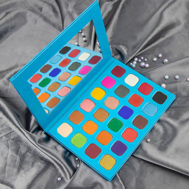 rich color eyeshadow palette