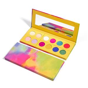Hyper Color Eyeshadow Palette