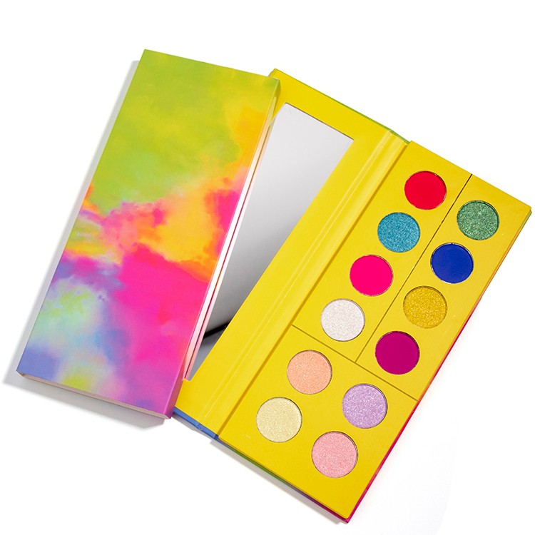 Hyper Color Eyeshadow Palette Manufacturers, Hyper Color Eyeshadow Palette Factory, Supply Hyper Color Eyeshadow Palette