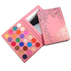 High Pigmented Eyeshadow Palette