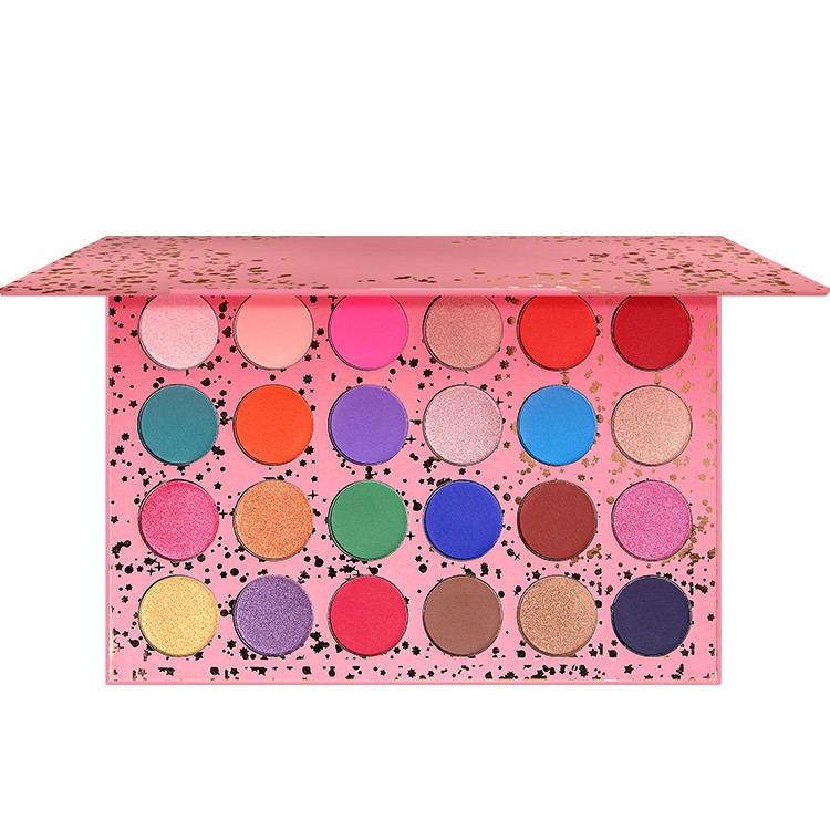 High Pigmented Eyeshadow Palette Manufacturers, High Pigmented Eyeshadow Palette Factory, Supply High Pigmented Eyeshadow Palette