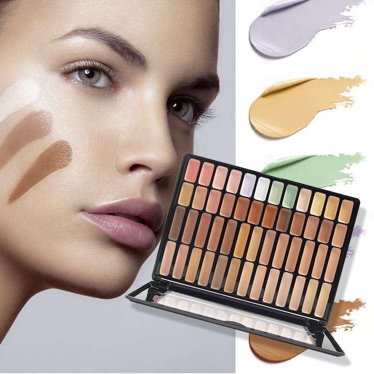 cream concealer contour palette