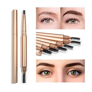 Luxury Custom Eyebrow Pencil With Brush