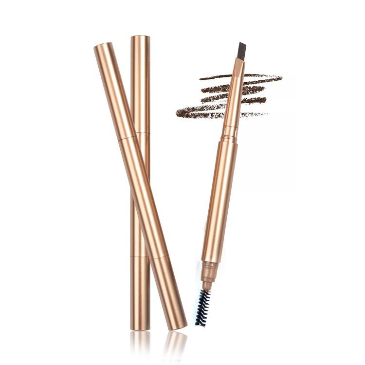 Luxury Custom Eyebrow Pencil With Brush Manufacturers, Luxury Custom Eyebrow Pencil With Brush Factory, Supply Luxury Custom Eyebrow Pencil With Brush