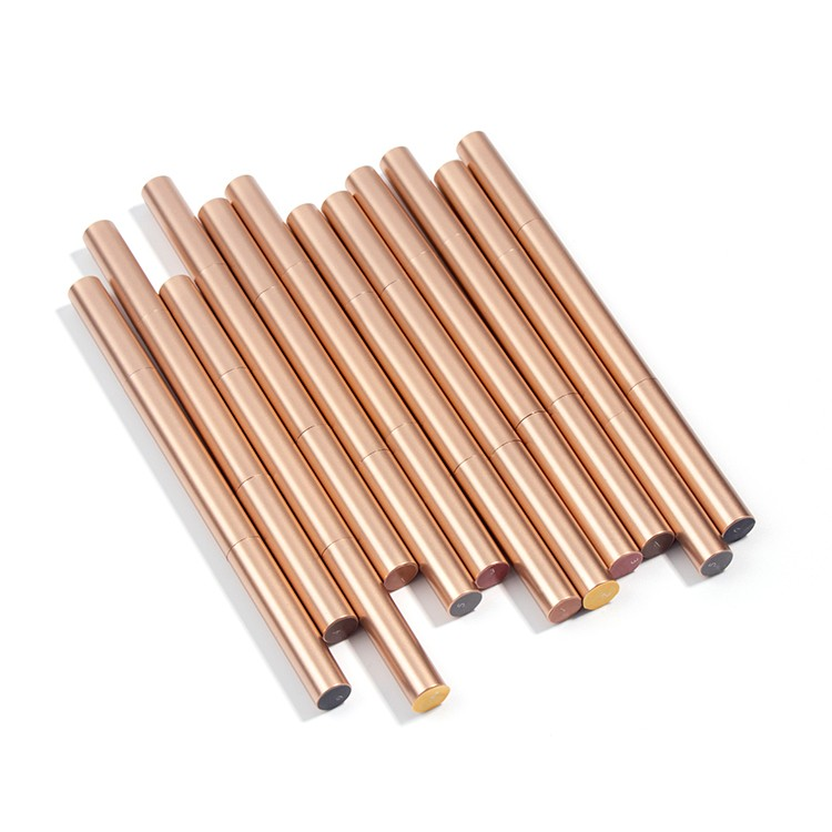 Luxury Custom Eyebrow Pencil With Brush Manufacturers, Luxury Custom Eyebrow Pencil With Brush Factory, Supply Luxury Custom Eyebrow Pencil With Brush