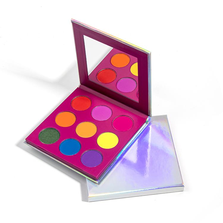 custom eyeshadow palette