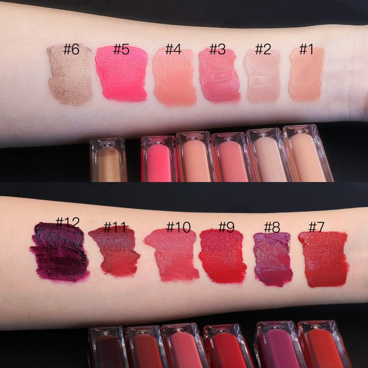 Scented Pigmented Sweet Luxury Lip Gloss Manufacturers, Scented Pigmented Sweet Luxury Lip Gloss Factory, Supply Scented Pigmented Sweet Luxury Lip Gloss