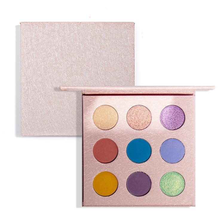 pigmented eyeshadow palette