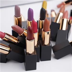 Matte Luxury Lipstick Without Label