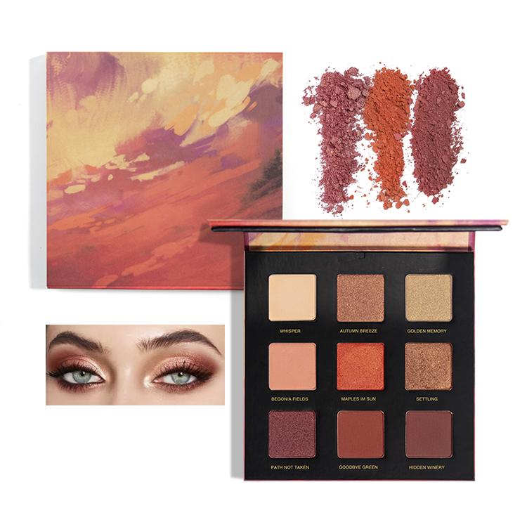 new makeup palette