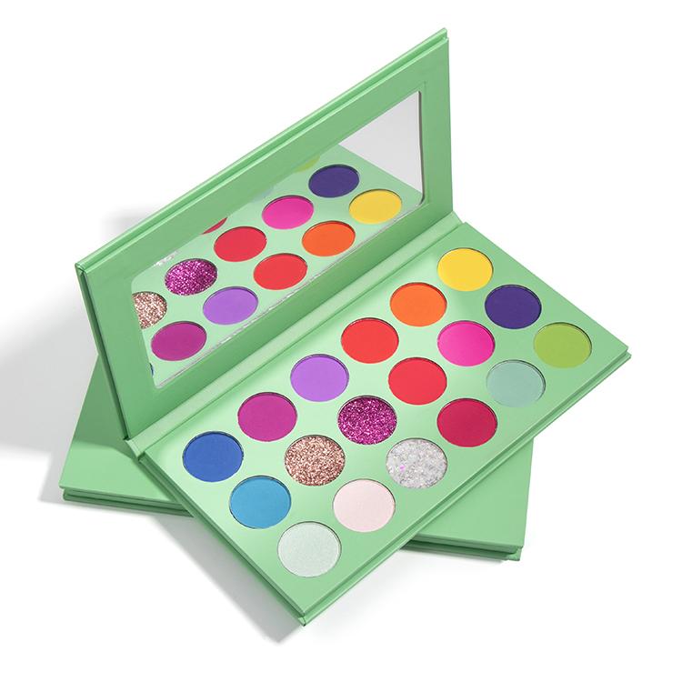 high-pigment eyeshadow