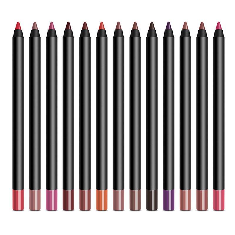 Vegan Waterproof Makeup Lip Liner Pencil Manufacturers, Vegan Waterproof Makeup Lip Liner Pencil Factory, Supply Vegan Waterproof Makeup Lip Liner Pencil