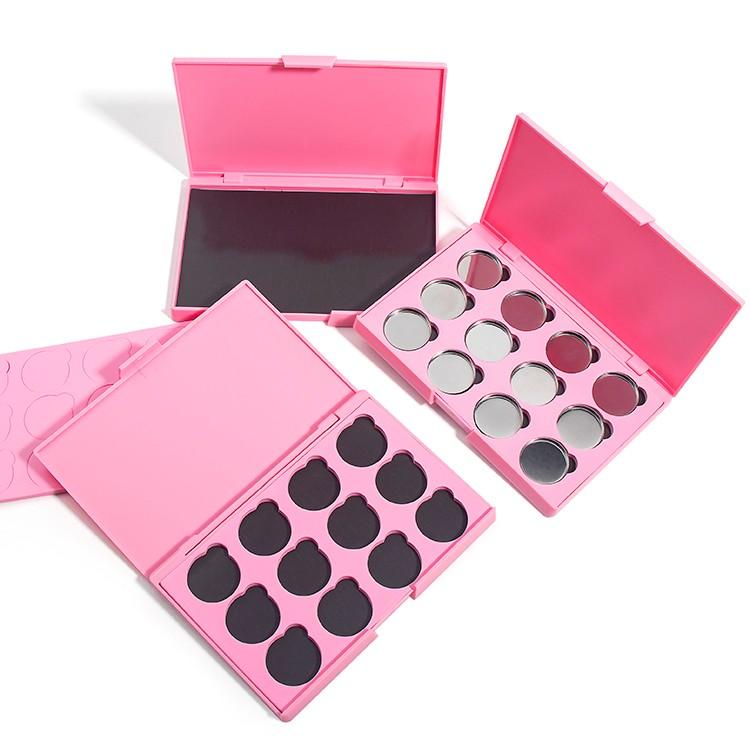 Custom Wholesale Empty Magnetic Makeup Palette