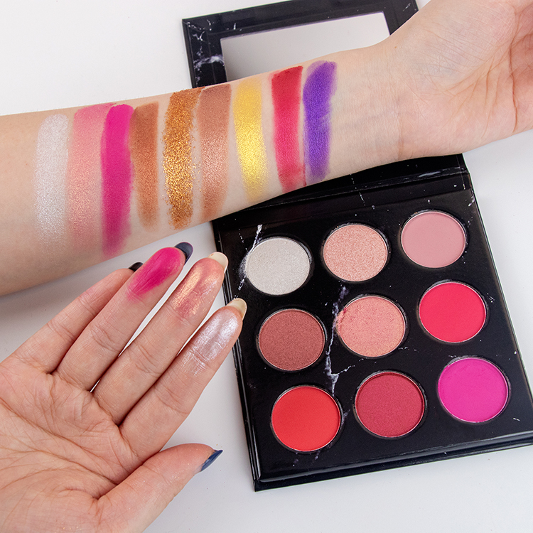 diy private label eyeshadow palette