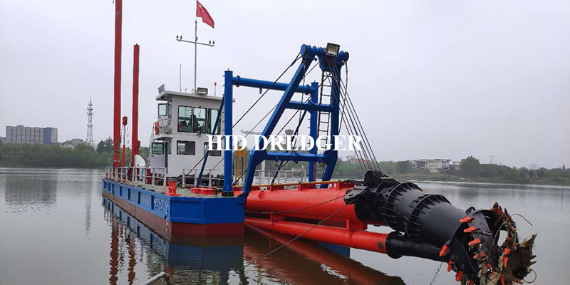 Cutter Suction Dredger For River And Lake Dredging Manufacturers, Cutter Suction Dredger For River And Lake Dredging Factory, Supply Cutter Suction Dredger For River And Lake Dredging