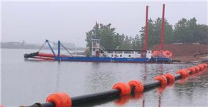 16 Inch Cutter Suction Dredger